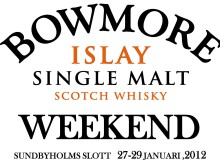 Bowmore Weekend