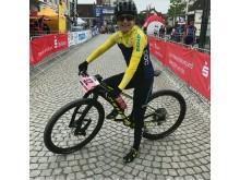 Jennie Stenerhag, Årets Postcyklist 2017 i damkategorin