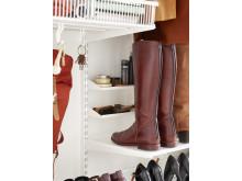 DK_Elfa opbevaringstips til sko og støvler