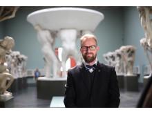 Jarle Strømodden, museumsleder Vigeland-museet