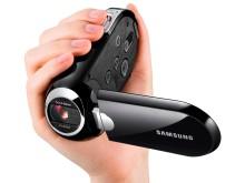 Ergonomisk videokamera