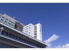 Centralsjukhuset Kristianstad. Foto Johan Nyberg. Bildrättigheter ägs av Region Skåne