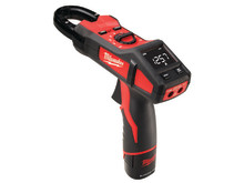 Milwaukee M12 tangamperemeter til elektrikere