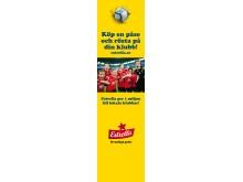 Estrella Fotbollskampanj 2011