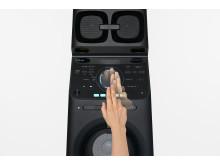 Gesture_Control_DJ_Scratch_off-Mid