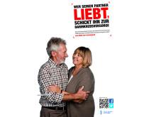 Anzeige Paul Breitner der Felix Burda Stiftung
