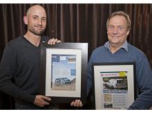 Subaru Forester Årets suv i Danmark