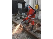 Flexovit Maxx3 Rail - Användning