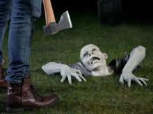 The Zombie of Montclaire Moors