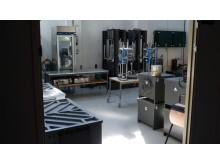 Nyinvigning av labb