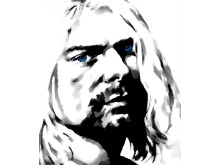 Kurt Cobain. Kredit Pixabay.com