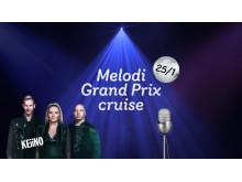 Melodi Grand Prix cruise