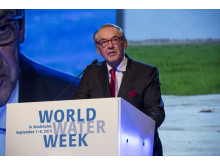 Mr. Jan Eliasson, Deputy Secretary-General of the United Nations