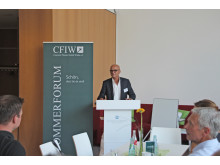 3. Sommerforum und Wissenschaftspreisverleihung des Corporate Finance Institute Wildau (CFIW)