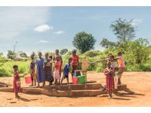 Torka drabbar Malawi hårt