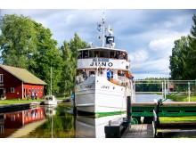 Göta kanal- Photo Cred Åsa Dahlgren
