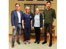 Framgång över förväntan för Gällivare Hälsocentral