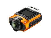 Ricoh WG-M2. orange