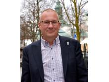 Daniel Wäppling, kommundirektör i Karlshamns Kommun