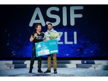 Employee of the Year - Asif Fazli