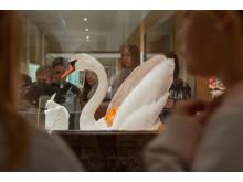Familjevisning på Nordiska museet