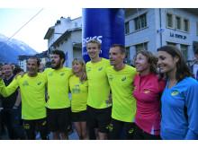 Team Enduro gick i mål 33 sekunder efter solnedgången i Outrun the Sun