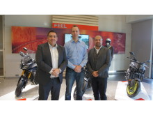 Yamaha Motor Europe chooses Smartsign & Samsung