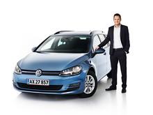 Ny direktør for Volkswagen Danmark