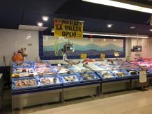 Norsk sjømat i Mercadona Spania