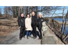 Representanter Natur- och byggnadsförvaltningen Huddinge kommun