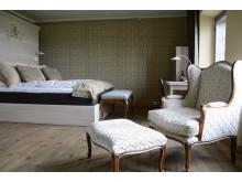 Feines, stilvolles Interieur ist Kennzeichen aller Zimmer.