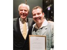 Kungliga Operans Anders Wall-stipendium 2018