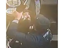 CCTV of Alex McGuinness during a robbery