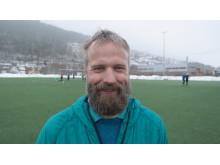 Fünf Jobs, ein glücklicker Mann: Torstein Tvinnereim ist Bürgermeister und Trainer der örtlichen Fußballmannschaft – unter anderem.
