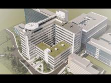 Ny vårdbyggnad planeras.