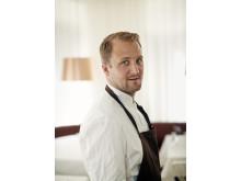 Jacob Holmström från restaurang Gastrologik