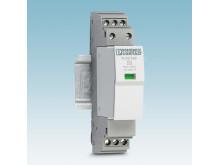 De nye overspenningsbeskyttelsesenhetene Plugtrab PLT-SEC type 3 fra Phoenix Contact
