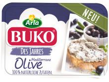 Arla Buko des Jahres Mediterrane Olive