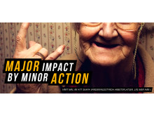 Major Impact by Minor Action
