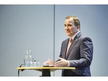 Stefan Löfven på Innovationsriksdagen
