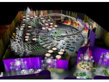 Gothia Towers nya showarena: The Theatre