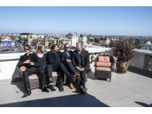 Partnerschaft Foo Fighters und Sony_6