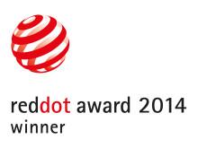 Red dot award 2014 winner