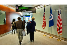 US preclearance facility at Dublin Airport