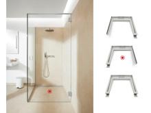 unidrain® - ShowerLine - Revolutionerande Golvränna / Golvbrunn - Nyhetsbild
