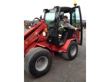 Kille i Traktor