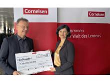 """1. AKS-Lehrpreis """"Gute Sprachlehre an Hochschulen"""""""