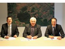 Verlängerung Gas-Konzession Bischberg
