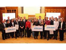 Sieger Bürgerenergiepreis Oberfranken