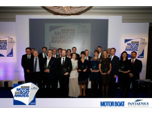 High res image - Motor Boat Awards - Winners